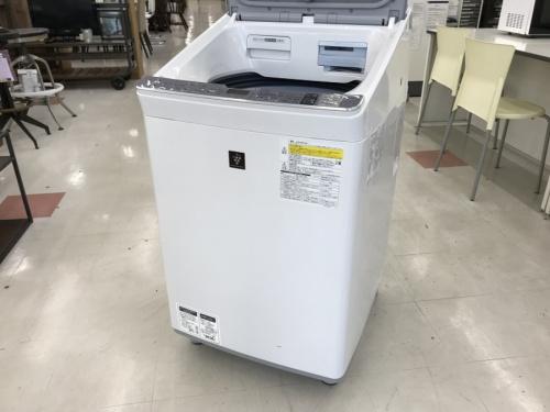 洗濯機 千葉 中古の洗濯機 シャープ