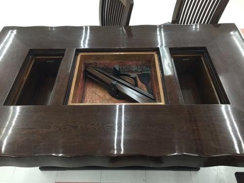 千葉 テーブルセットの中古ダイニングセット