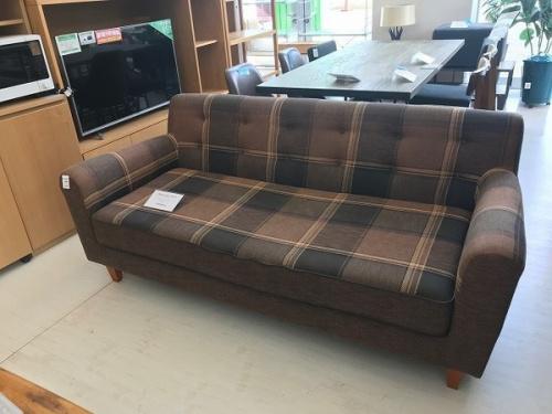 千葉 中古家具のソファ
