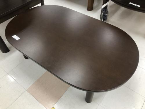 こたつのテーブル