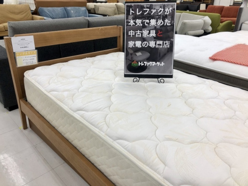 千葉 中古家具のベッド