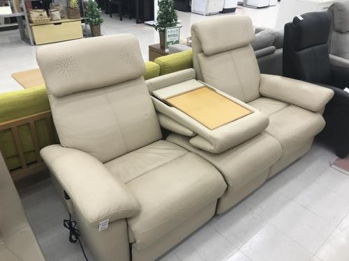 千葉 中古 家具のソファ