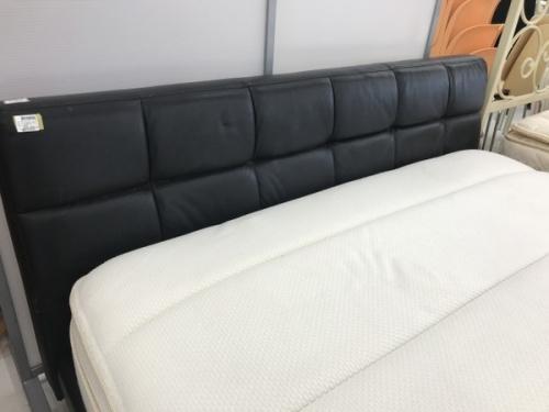 中古ベッドのダブルベッド