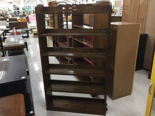 千葉 中古 家具の本棚