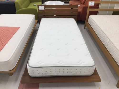 ベッド 中古のダブルベッド