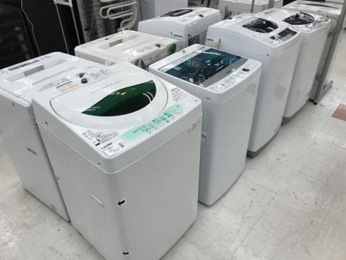 洗濯機 中古 日立