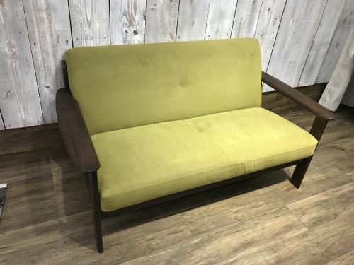 中古 ソファーの中古 カリモク