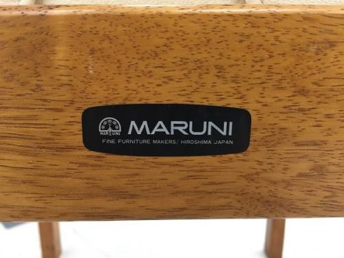 マルニ木工のイス