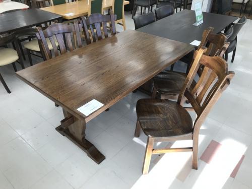 中古 家具 関東のダイニングセット ニトリ 柏木工 起立木工