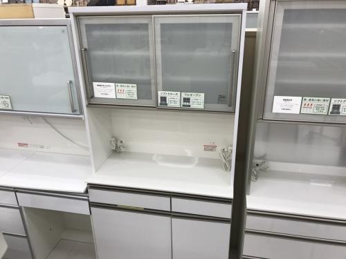 千葉 中古 レンジボード キッチンボードの中古 食器棚