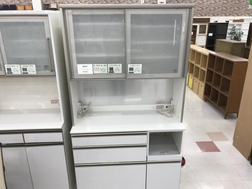 中古 食器棚 の中古 松田家具