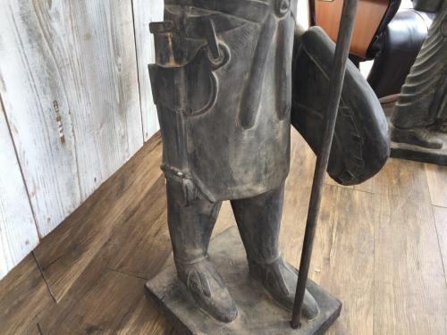 バビロニア 像の石像