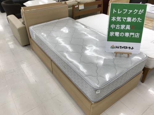 中古 ベッドのKEYUCA ケユカ