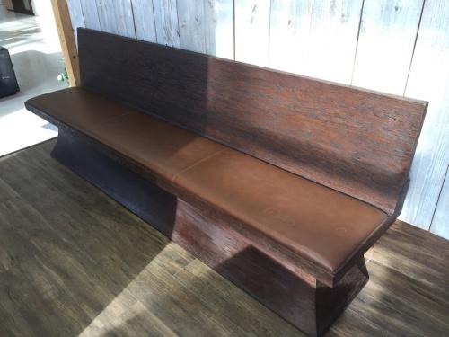 中古家具のベンチ 中古