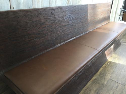 ベンチ 中古のベンチ