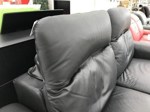 電動リクライニングソファー ニトリのソファ RUSSO
