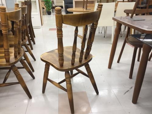 テーブル 中古のカントリー テーブル