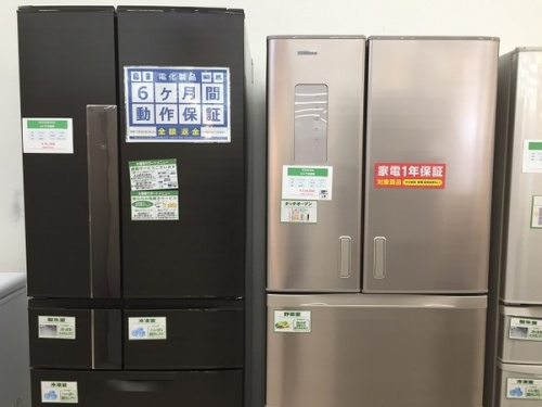 冷蔵庫の中古 冷蔵庫
