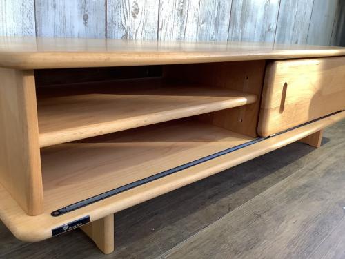 大塚家具製造 テレビボードの北欧デザイン 中古 千葉