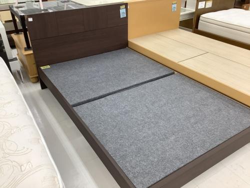 ニトリの中古 ベッド