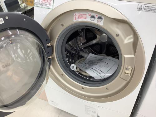 洗濯機 中古のドラム式洗濯乾燥機