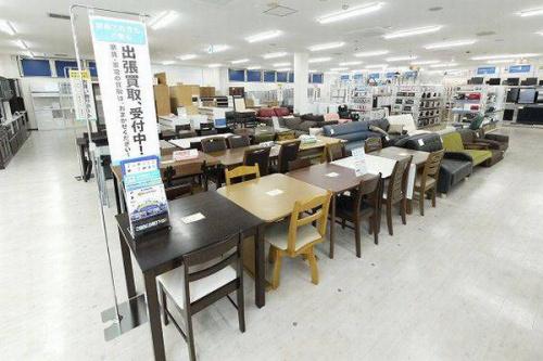 関西のテーブル