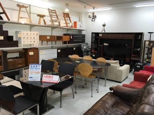 中古家具 堺のソファ
