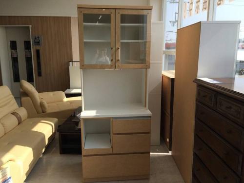 カップボード・食器棚の中古家具 堺