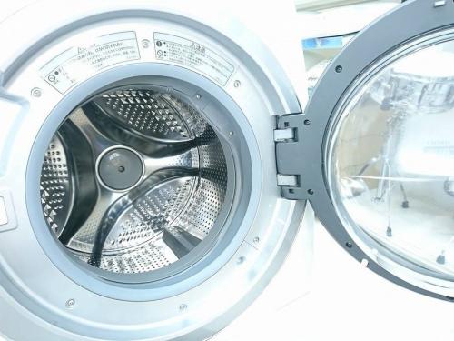中古洗濯機の未使用