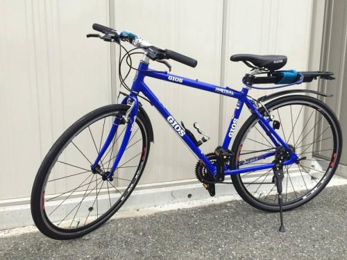 自転車のGIOS