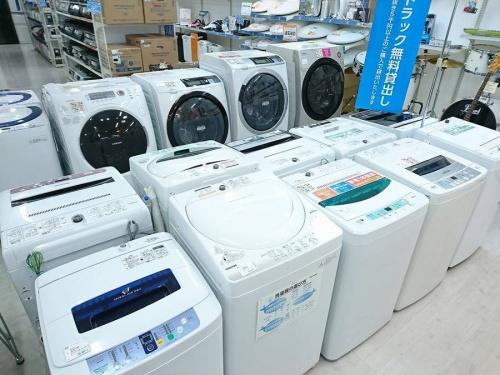 中古洗濯機 堺の関西