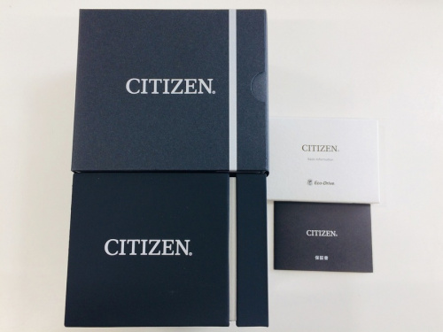 CITIZEN シチズンのBluetooth
