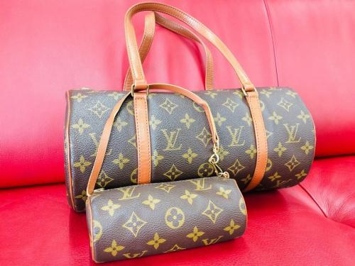 LOUIS VITTONのバッグ