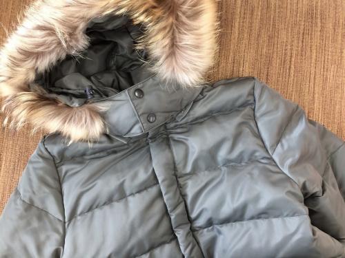 ダウンジャケットのジャケット