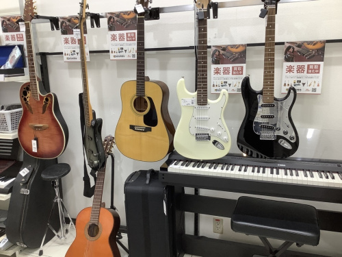 楽器 買取 大阪の関西