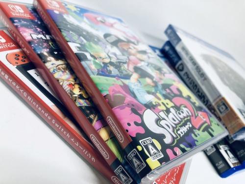 ゲームソフト買取 大阪のソフト買取 大阪