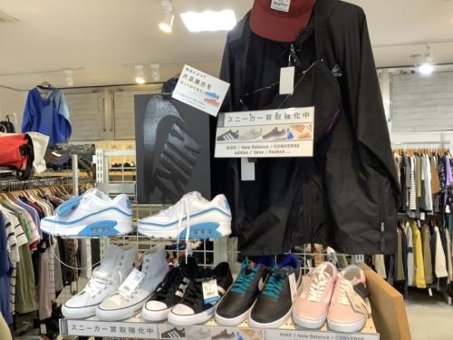 スニーカー 買取 大阪の靴 買取 堺