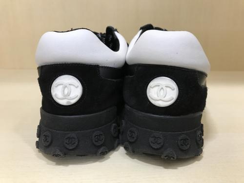 シャネル 大阪の靴 買取 大阪