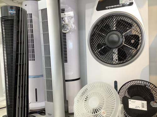 季節家電の扇風機 買取