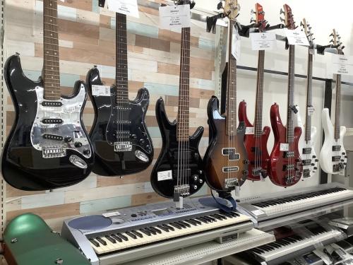 中古楽器の中古ギター 大阪