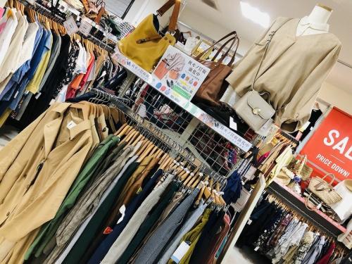 服 買取 大阪の古着 大阪