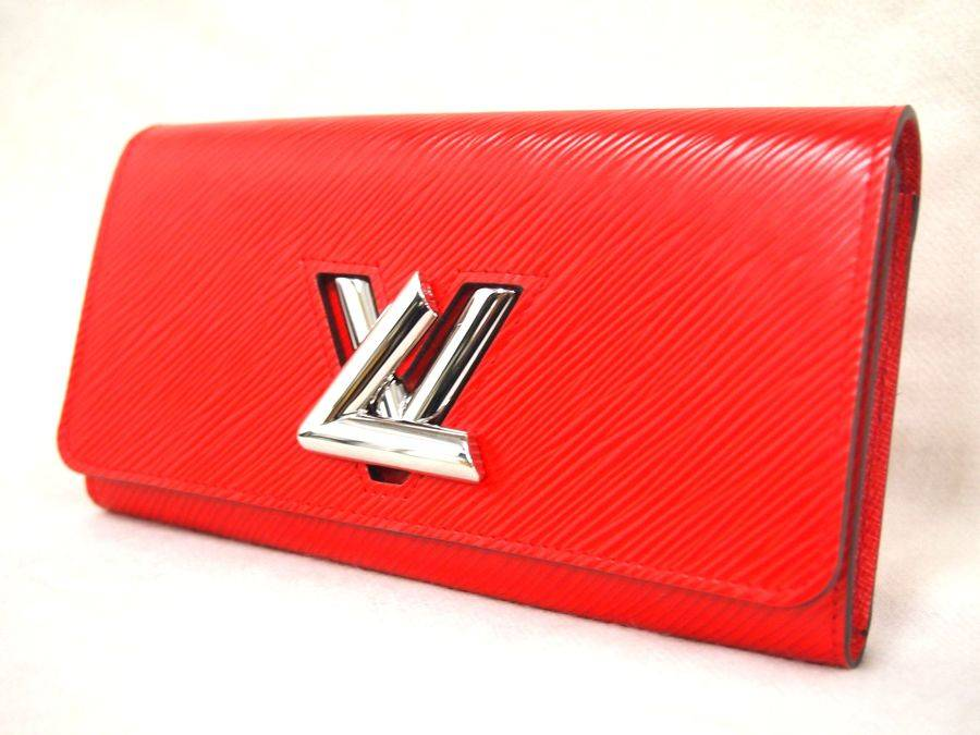 buy online be4f6 c1250 2015年新作】LOUIS VUITTON(ルイヴィトン)、エピの長財布(M61179 ...