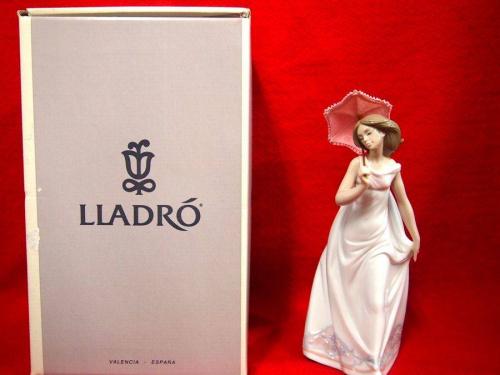 LLADROのフィギュリン