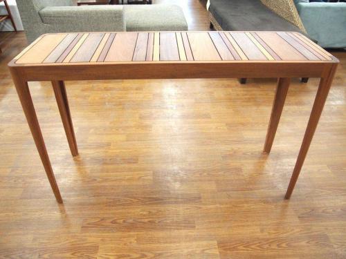 ACTUSのテーブル