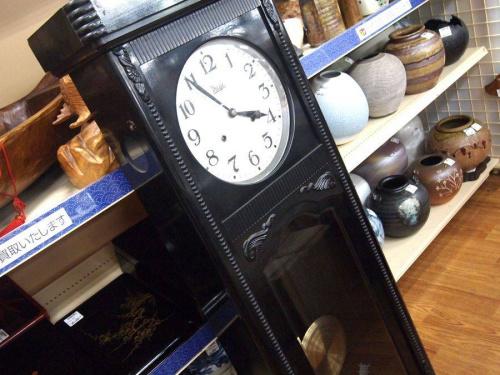 家具・インテリアのゼンマイ時計