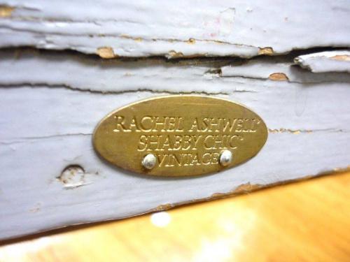 Rachel Ashwellのベンチ