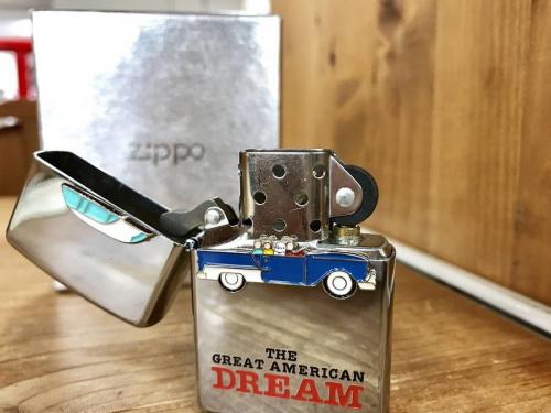 ZIPPOのトリックピンズ