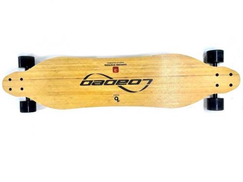 スケートボードのLOADED