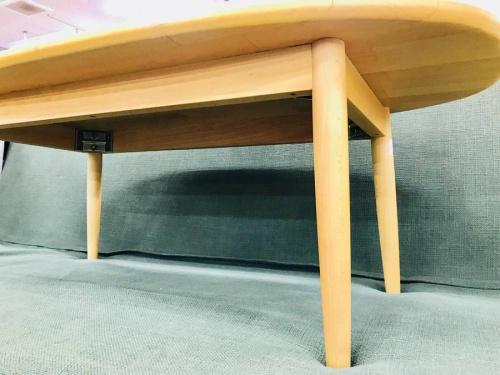 IDEEのテーブル