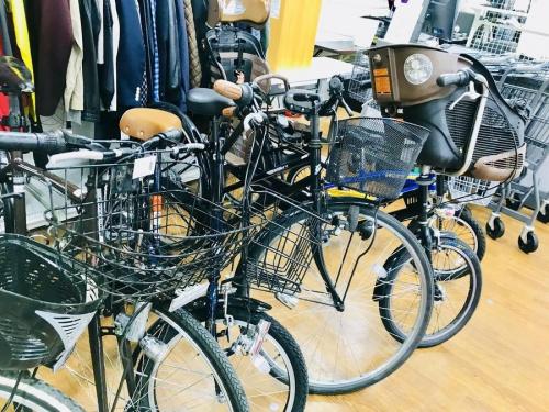 自転車の子供用